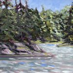 Little Mountain Lake_8x10