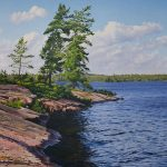 Tip of the Island, French River_72