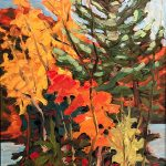 Birches Behind the Pine_72