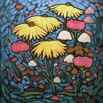 Daisies in Bloom24x30_72