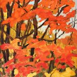 Maple Wood Interior11x14_72