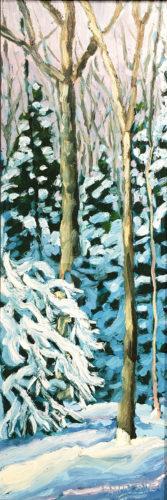 Winter Woods8x24_72